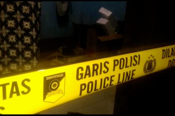 Polisi geledah kediaman terduga teroris di Gunung Batu Bandung