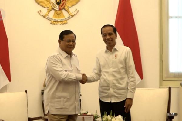 Prabowo dukung pemerintah sekalipun di luar kabinet