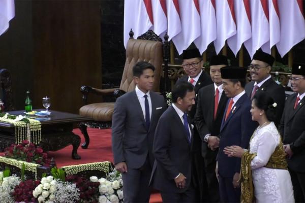 Presiden Jokowi targetkan PDB 7 Triliun dan masuk 5 besar ekonomi dunia