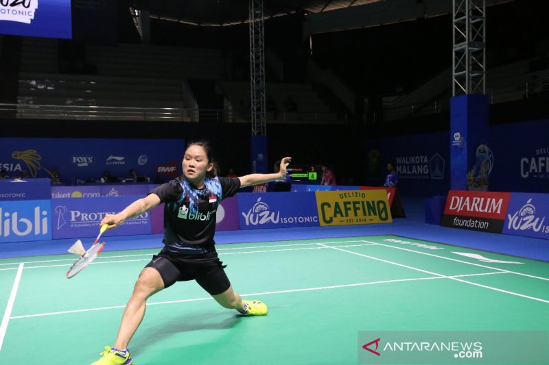 Ruselli melaju ke babak kedua Macau Open 2019