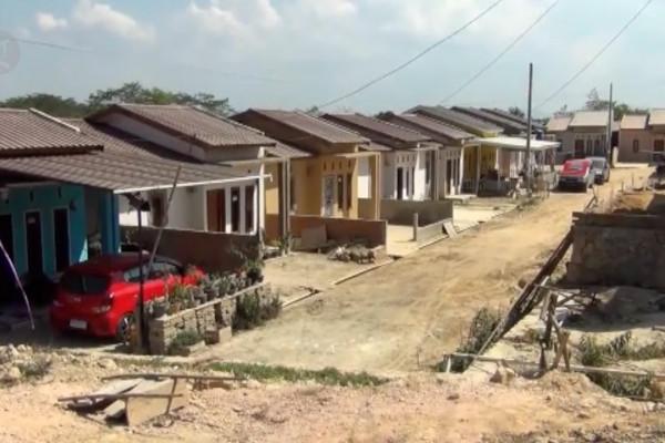 2000 Rumah bersubsidi untuk warga kurang mampu
