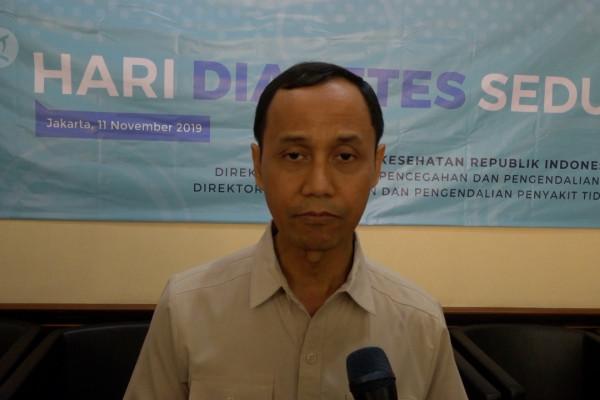 Dirjen P2P Kemenkes pastikan tenaga ahli diabetes di Indonesia mencukupi