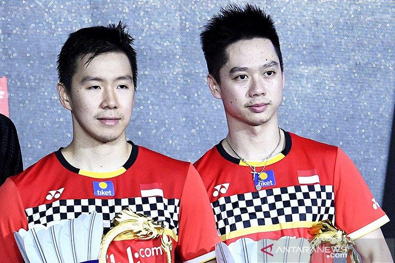 Minions rebut tiket final Fuzhou China Open 2019