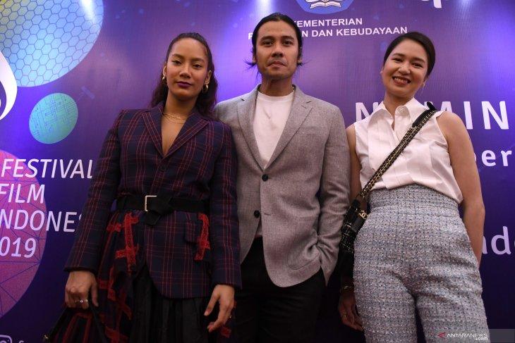 Pengumuman nominasi Festival Film Indonesia 2019