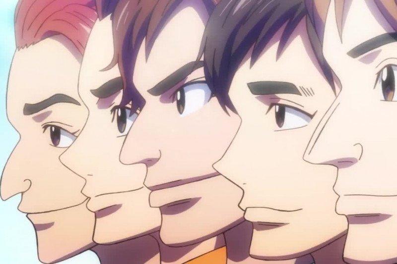 "Kolaborasi Arashi-One Piece untuk video musik ""ARASHI Reborn"""