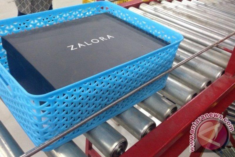 Layanan sewa baju bermunculan, Zalora tetap fokus jualan online