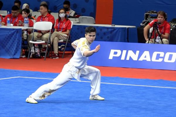 PB Wushu Indonesia nilai Edgar dicurangi juri