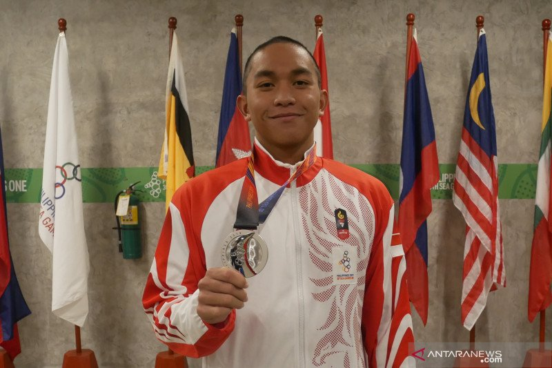 Perak di SEA Games melecut semangat Farrel Armandio