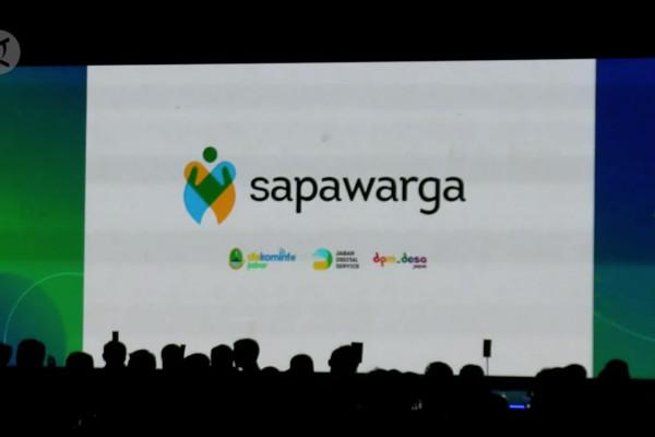 'Sapawarga', Ridwan Kamil beri ponsel ke 53.000 ke Ketua RW