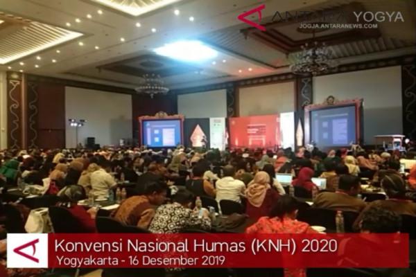 VIDEO : Konvensi Nasional Humas 2019 di Yogyakarta