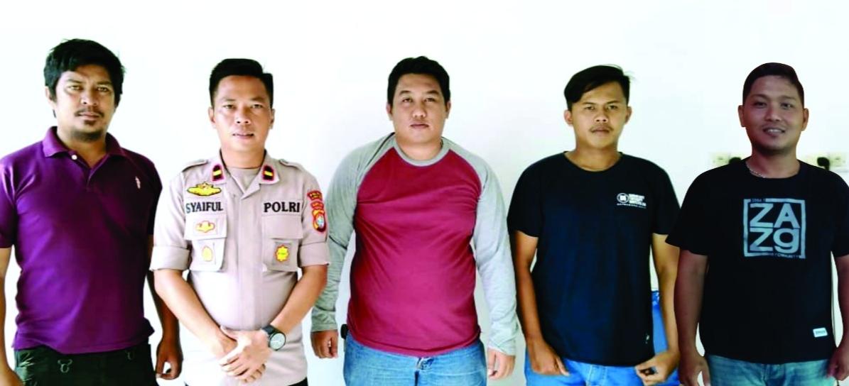Tim SatRes Narkoba Polres Mamuju Tengah Amankan Pelaku Penyalahgunaan Narkotika