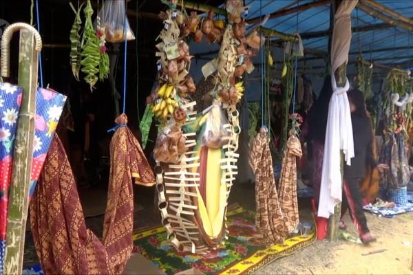 Festival Baayun Mulud sebagai bentuk ucapan syukur