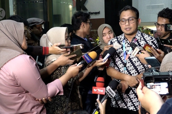 Jubir KPK bantah Hasto sebut Harun Masiku sebagai korban