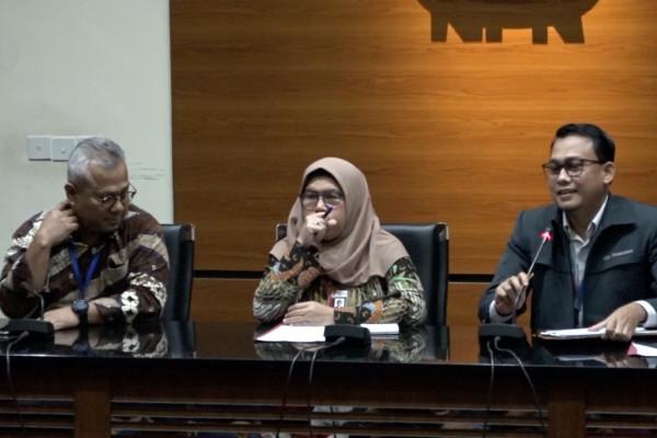 KPK: Wahyu Setiawan meminta dana Rp900 juta