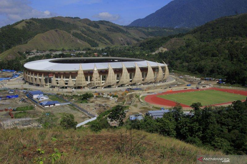 Menpora dan Gubernur Papua pastikan PON berlangsung sesuai jadwal