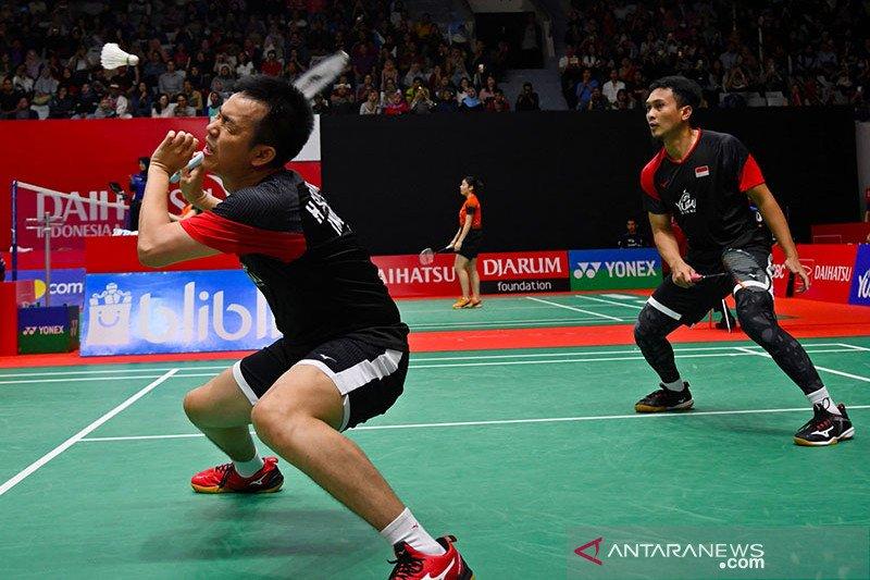 Patahkan serangan Lu/Yang, Daddies lanjut ke perempat final