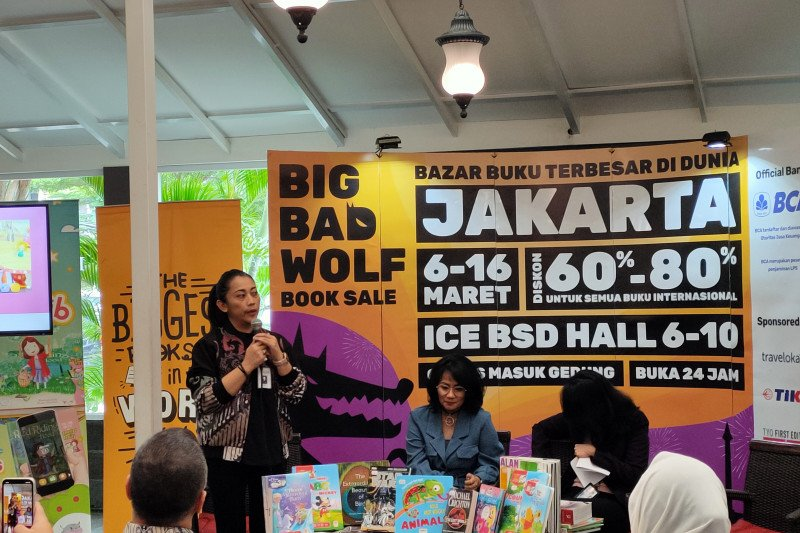 Big Bad Wolf 2020 sediakan ruang untuk komunitas