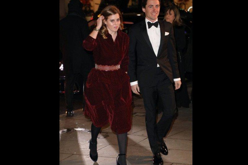 Istana Buckingham umumkan tanggal pernikahan Putri Beatrice