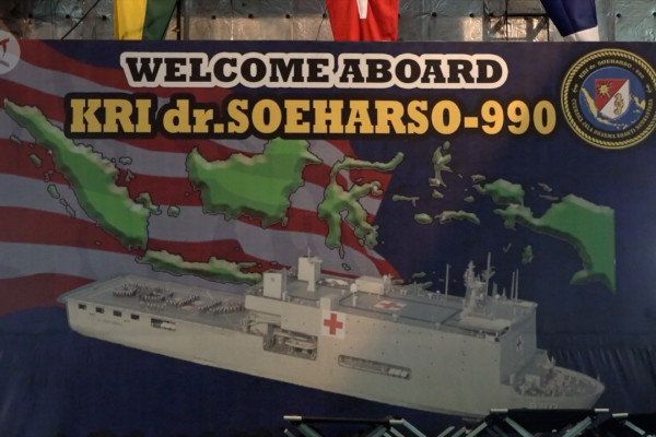 Menkes : KRI Soeharso mampu pulangkan WNI di Jepang