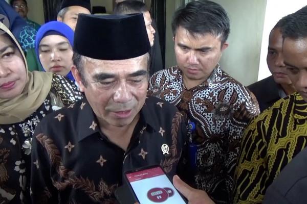 Menteri Agama dukung peningkatan kualitas pendidikan