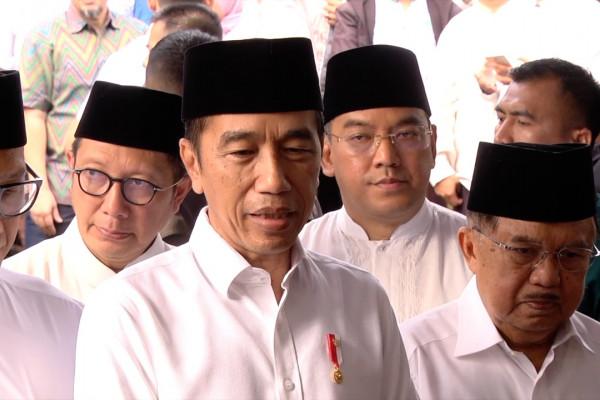 Pesan Gus Sholah kepada Presiden Jokowi
