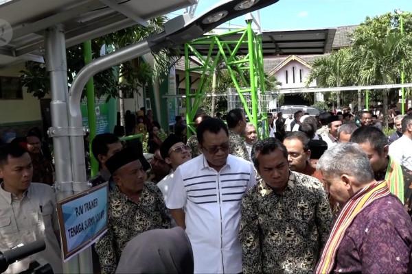 Sekolah Mandiri Energi di Lombok Barat