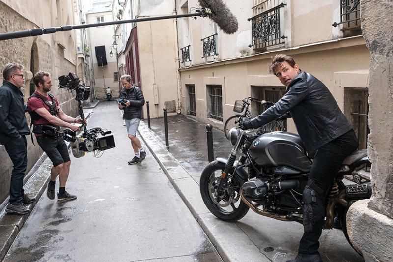 "Syuting ""Mission Impossible: 7"" ditunda karena virus corona"
