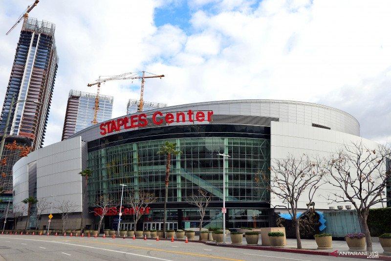 NBA terancam ditunda tiga bulan atau lebih
