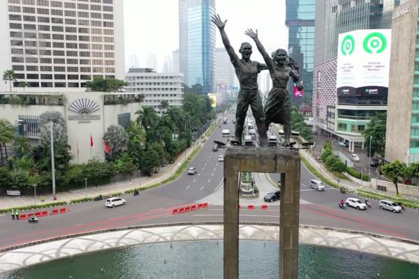 Ancaman pidana 1 tahun dan denda Rp100 juta, PSBB di Jakarta berlaku 14 hari