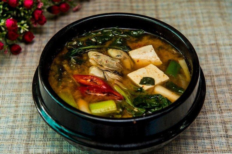Menu Ramadhan – Sup Tofu
