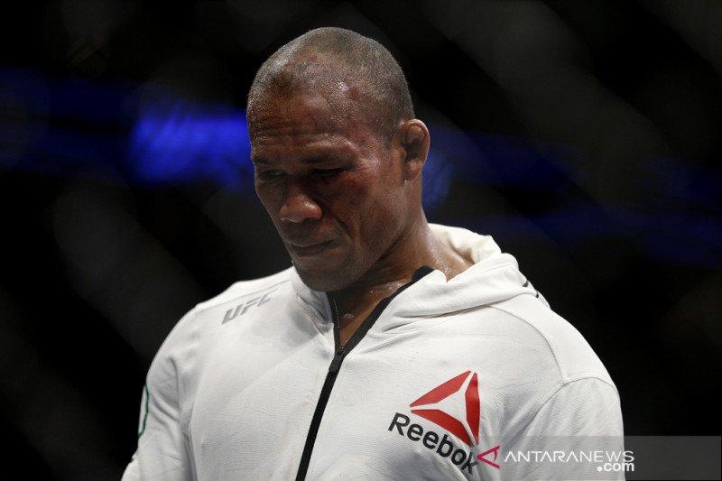 Ronaldo Souza berharap segera menangi pertarungan lawan COVID-19