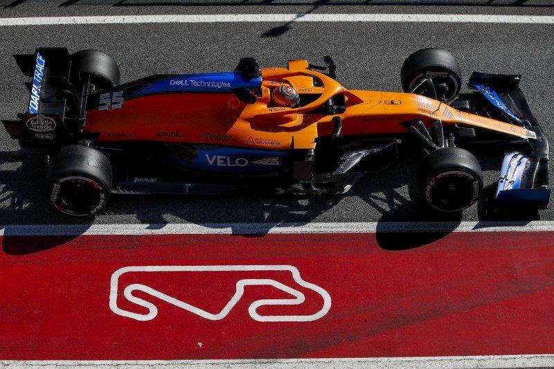 Sainz ingin hasil terbaik bagi McLaren sebelum hijrah ke Ferrari