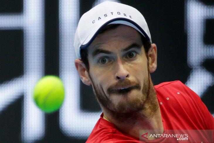 Andy Murray berencana tampil di US dan French Open
