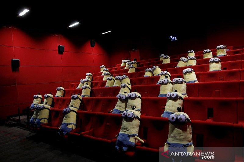 Bioskop buka 29 Juli, tapi protokol ruang pertunjukan belum ditetapkan