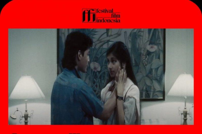 """Film klasik """"Catatan Si Boy"""" diputar lagi, kali ini di layar tancap"""