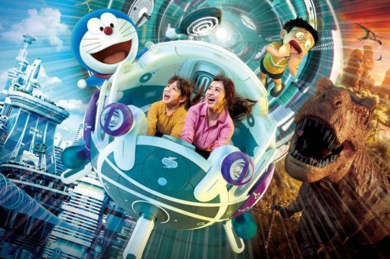 Wahana Doraemon akan hadir di Universal Studios Japan