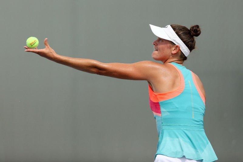 Brady menangkan gelar pertamanya di WTA dengan juarai Top Seed