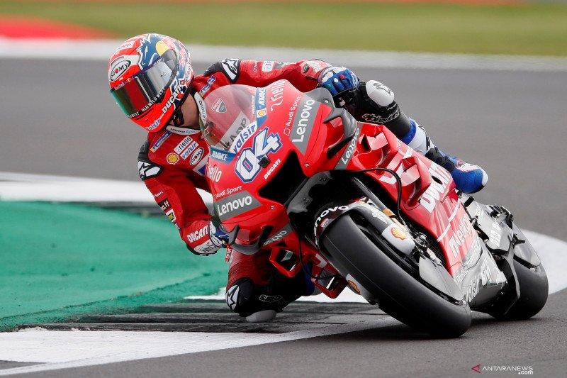 Ducati akan putuskan masa depan Dovizioso setelah dua balapan Austria