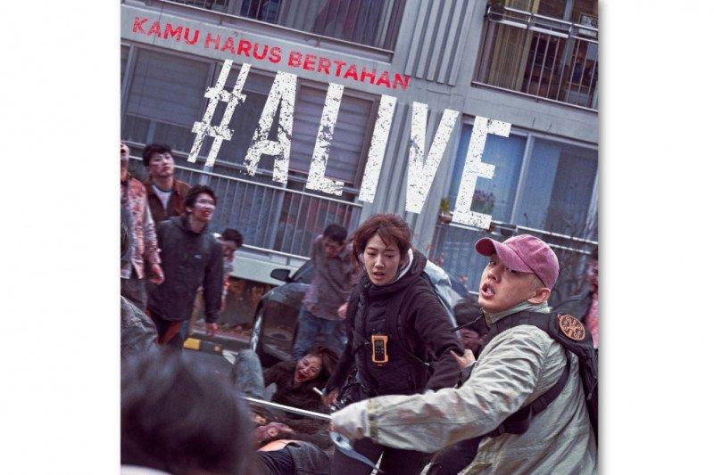 "Film thriller ""#Alive"" tayang di Netflix 8 September"