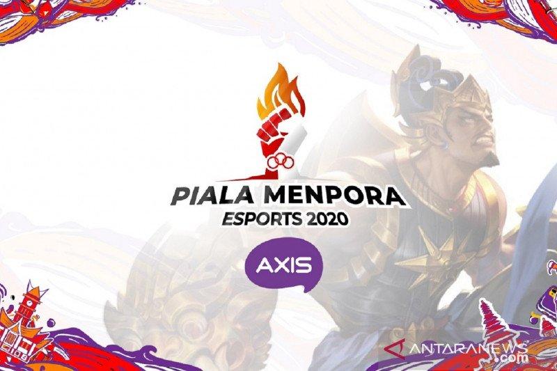 Kemenpora dan IESPL gelar Piala Menpora Esports 2020 Axis kala pandemi