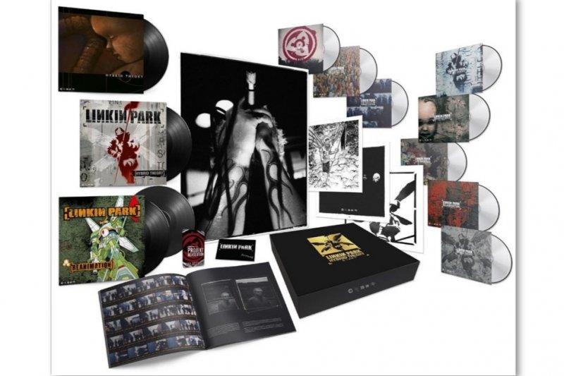 "Rayakan 20 tahun ""Hybrid Theory"", Linkin Park rilis album edisi khusus"