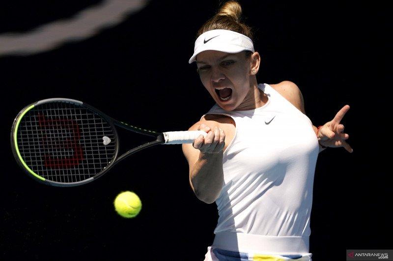Simona Halep putuskan absen di US Open