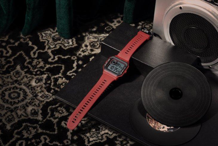 Amazfit luncurkan arloji digital gaya retro