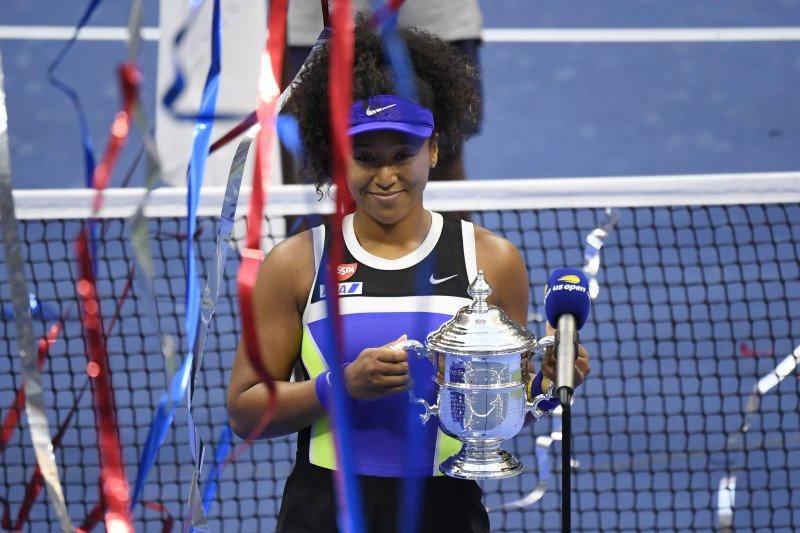 Fakta singkat juara baru US Open Naomi Osaka