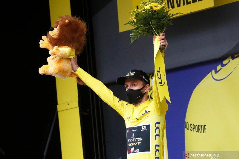 Klasemen sementara Tour de France setelah etape delapan