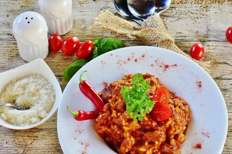 Makin berumur ada risiko tak sanggup lagi makan pedas