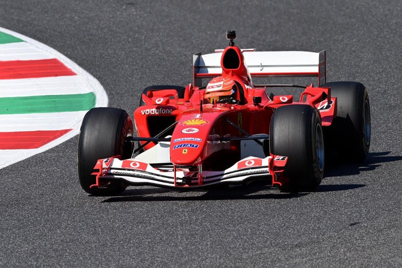 Mick Schumacher dan Ilott dapat jatah slot latihan di F1