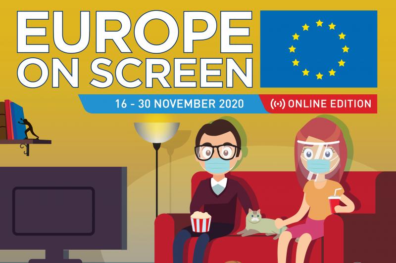 Festival film Europe on Screen 2020 hadir secara daring