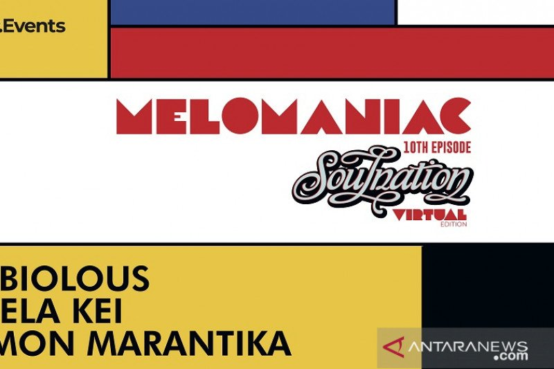 Konser virtual Melomaniac akhiri serial di episode ke-10
