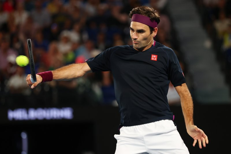 Belum pulih sempurna, Federer pesimistis tampil di Australia Open